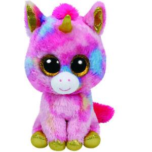 Beanie Boos Regular Plush Fantasia Multicolour Unicorn