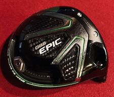 Callaway GBB Epic 9° Tour Issue Driver Head + Headcover