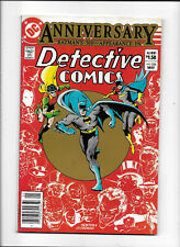 DETECTIVE COMICS #526 [1983 FN-] ANNIVERSARY ISSUE!  500TH APP!