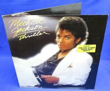LP MICHAEL JACKSON - THRILLER // 1982 HOLLAND EPIC // ***** MINT *****