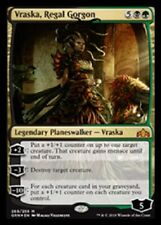 Vraska, Regal Gorgon NM Guilds of Ravnica PLANESWALKER DECK