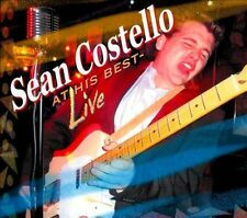 At His Best: Live [Digipak] * by Sean Costello (CD, Nov-2011, Landslide)