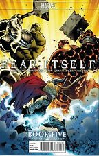 Fear Itself #5 Stuart Immonen Variant
