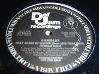 "BANGLES HAZY SHADE OF WINTER 12"" 1987 DEF JAM DJ PROMO"