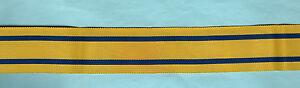 "MASONIC IMPERIAL LODGE 8760 -  FULL-SIZE SILK/COTTON  RIBBON 6"" (15cm)"