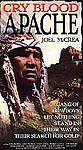 Cry Blood Apache VHS Platinum 2000 Joel McCrea Don Henley Jody Torture HTF