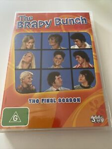 The Brady Bunch The Final Season DVD Region 4 NEW