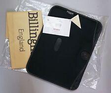 Billingham Black Canvas Black 13 inch Ipad Pro Notebook Slip