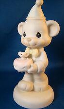 Precious Moments Wishing You A Happy Bear Hug #520659 1994 Mib @J