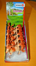 Schleich Collectible Figures Bayala Sales Display With 5xMarweens Streifenfohlen