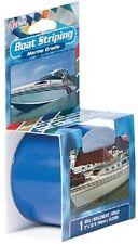 """New Boat Striping Tape incom Re74sb 2"""" x 50' L Blue"""
