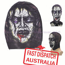 Halloween Costume Party Mesh Stretch Face Mask Balaclava Bloody Ghost Joker
