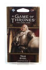 A Game of Thrones, the Living Card Game, True Steel Chapter Pack