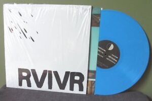 "RVIVR ""Self-Titled"" LP Blue /100 Title Fight Latterman Iron Chic Joyce Manor"