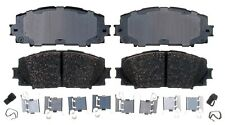 Brand NEW Front Disc Brake Pad Set ACDelco 17D1184CH