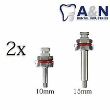 2 Hex Drivers 1.75 mm for Abutment Dental Implant Surgical Instrument​s