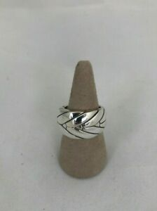 John Hardy Modern Chain Collection Ring