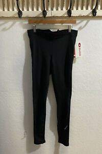 NWT Men's Size XL SUGIO MIDZERO TIGHT Black Tights 40311U