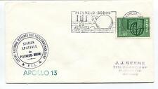 1970 Apollo 13 Centre National D'etudes des Telecommunications Space Cover