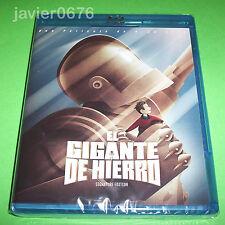 EL GIGANTE DE HIERRO BLU-RAY NUEVO Y PRECINTADO