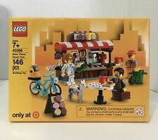 LEGO 40358 Bean There Donut That 146 Pcs Building Toy - Age 7+, NIB - Free Ship!