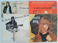 FRANCOISE HARDY Sings Les Grands Succes Greatest Hits La Maison The Best of 5 LP
