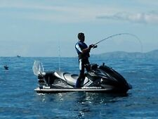FISHING ROD FOR JETSKI WATERSCOOTER SPEEDBOAT SAILING BOAT YACHT & FREE REEL