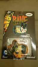 "DC Comics / Universe 2.5"" Kidrobot Bane Figure Toy Labbit Kozik"