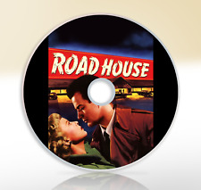 Road House (1948) DVD Crime Drama Movie / Film Noir Ida Lupino Cornel Wilde
