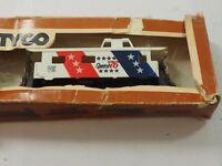 TYCO HO Spirit of 76 Caboose in original box