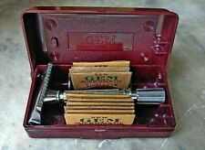 Vintage Gem Micromatic Razor Orig. Box Blades