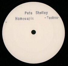 Pete Shelley(Vinyl LP)Homsapien-VG/Ex+