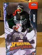 Marvel Titan Hero Series Spiderman Maximum Venom IN HAND NIB READY TO SHIP 2020