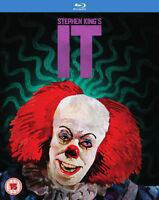 Stephen King's It Blu-Ray (2016) Harry Anderson, Wallace (DIR) cert 15