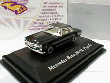 """Schuco 26182 # mercedes-benz 280 sl p agode año de fabricación 1968 en """"negro"""" 1:87"""