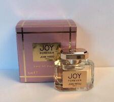 Jean Patou Joy Forever Eau de Parfum EDP Mini Splash 5 ml .16 0.16 oz New in Box