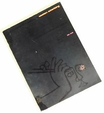 1961 Portfolio of Western Advertising Art Mid-Century Modern Mad Men John Shrum
