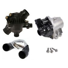 Electric Engine Water Pump, Bolts And Behr Thermostat, Radiator Coolant Hose