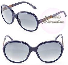 GUCCI Fashion Aviator Blue Havana Brown Sunglasses GG 3614S 6EXJJ