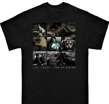 LAST CRACK - The Up Rising - T Shirt (Collage Style) Large