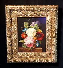 Lupenmalerei Blumenstillleben im Barockstil  Jacob van Walscapelle Follower TOP
