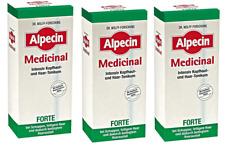 3 X 200 ml - Alpecin Medicinal Intensiv Hair Tonic FORTE - German Product