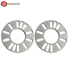 2pc 9mm Universal Wheel Spacers for 4 5 Lug 4X100 5X100 5X112 5X4.5 5X4.75 5X5