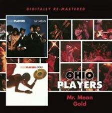 OHIO PLAYERS - MR. MEAN/GOLD * NEW CD