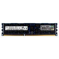 HP 647653-081 647653-08H 664692-001 16GB DDR3 PC3L-10600R 1.35V DIMM MEMORY RAM