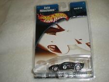 Hot Wheels Auto Milestones Ford GT-40 Real Rider Tires Diecast 1:64