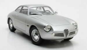 1961 Alfa Romeo Giulietta Sprint Zagato - 1:18 model Cult by Matrix (CML038-2)