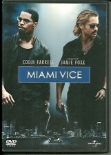 DVD Miami Vice. Colin Farrel, Jamie Foxx