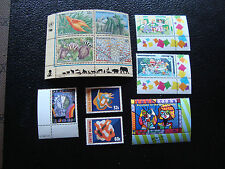 NATIONS-UNIES - timbre yt n° 663 664 692 a 698 812 n** (Z10) stamp united states