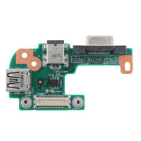 For Dell Inspiron N5110 Laptop DC IN Power Jack Connector USB VGA Out Board